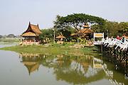 Myanmar, Monywa Resort Hotel