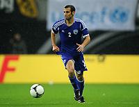 Fotball<br /> Tyskland v Israel<br /> 31.05.2012<br /> Foto: Witters/Digitalsport<br /> NORWAY ONLY<br /> <br /> Yuval Shpungin (Israel)<br /> Fussball Laenderspiel, Deutschland - Israel 2:0