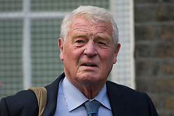 © Licensed to London News Pictures. 12/10/2015. London, UK. PADDY ASHDOWN MP arriving at the event. The launch of the Britain Stronger in Europe campaign at the Truman Building in London. The campaign is being by led by Former M&S chairman, Lord Stuart Rose. Photo credit: Ben Cawthra/LNP