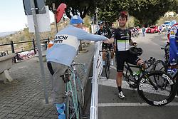 March 10, 2017 - Montalto Di Castro, ITALY - British Mark Cavendish of Team Dimension Data pictured during the third stage of the 51st edition of the Tirreno-Adriatico cycling race,204 km from Monterotondo Marittimo to Montalto di Castro, Italy, Friday 10 March 2017. ..BELGA PHOTO YUZURU SUNADA (Credit Image: © Yuzuru Sunada/Belga via ZUMA Press)