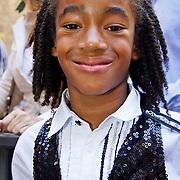 NLD/Amsterdam/20100603 - Uitreiking Talkies Terras Award 2010, Luciano, winnaar Move Like Michael Jackson