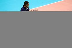 GIANLORENZO BLENGINI (ALLENATORE ITALIA)<br /> ITALIA - SERBIA<br /> PALLAVOLO VNL VOLLEYBALL NATIONS LEAGUE 2019<br /> MILANO 21-06-2019<br /> FOTO GALBIATI - RUBIN