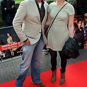 NLD/Utrecht/20080928 - Premiere Radeloos, Rene Mioch en dochter