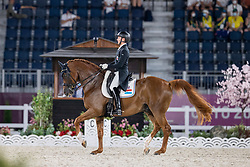 Wagner Nicolas, LUX, Quarter Back Junior, 148<br /> Olympic Games Tokyo 2021<br /> © Hippo Foto - Dirk Caremans<br /> 25/07/2021