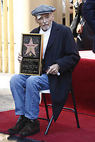 3/26/2010 Dennis Hopper at his Hollywood Walk of Fame ceremony