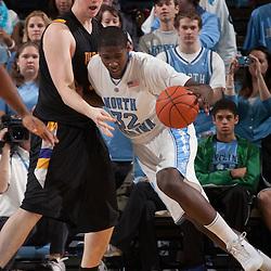 2009-12-30 Albany at North Carolina Tar Heels basketball