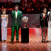 DUI/Berlin/20100528 - Finale Let's Dance 2010, presentatoren Daniel Hartwich en Sylvie van der Vaart en Christian Bärens, Sophia Thomalla & Massimo Sinató