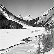 Saskatchewan River, Winter