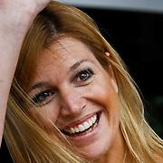 NLD/Amsterdam/20100612 - Prinses Máxima geeft startsein voor de 2de editie van Het Concertgebouw Open in Amsterdam