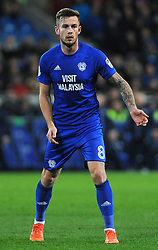 Joe Ralls of Cardiff City- Mandatory by-line: Nizaam Jones/JMP - 29/12/2017 -  FOOTBALL - Cardiff City Stadium - Cardiff, Wales -  Cardiff City v Preston North End - Sky Bet Championship