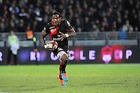 Mosese Ratuvou - 14.03.2015 - Lyon OU / Toulon -  20eme journee de Top 14<br /> Photo : Jean Paul Thomas  / Icon Sport<br /> <br />   *** Local Caption ***