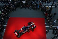 2012 Formula 1 Launches, February Jerez