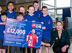 Sport Relief Funding, Edinburgh, 12 March 2020