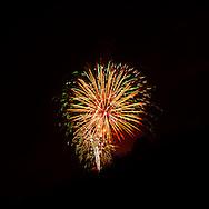 Fireworks - Matlock Illuminations, Derbyshire