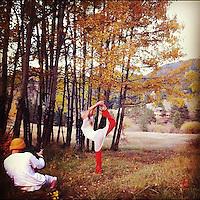 Shiva Rea in Colorado Yoga Journal Conference