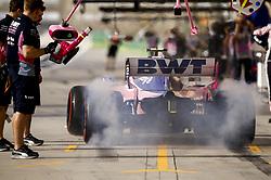 March 30, 2019 - Sakhir, Bahrain - Motorsports: FIA Formula One World Championship 2019, Grand Prix of Bahrain, ..#18 Lance Stroll (CAN, Racing Point F1 Team) (Credit Image: © Hoch Zwei via ZUMA Wire)