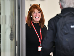 © Licensed to London News Pictures. 06/01/2020. London, UK. KARIE MURPHY arrives for a Labour Party NEC meeting in London. Photo credit: Ben Cawthra/LNP
