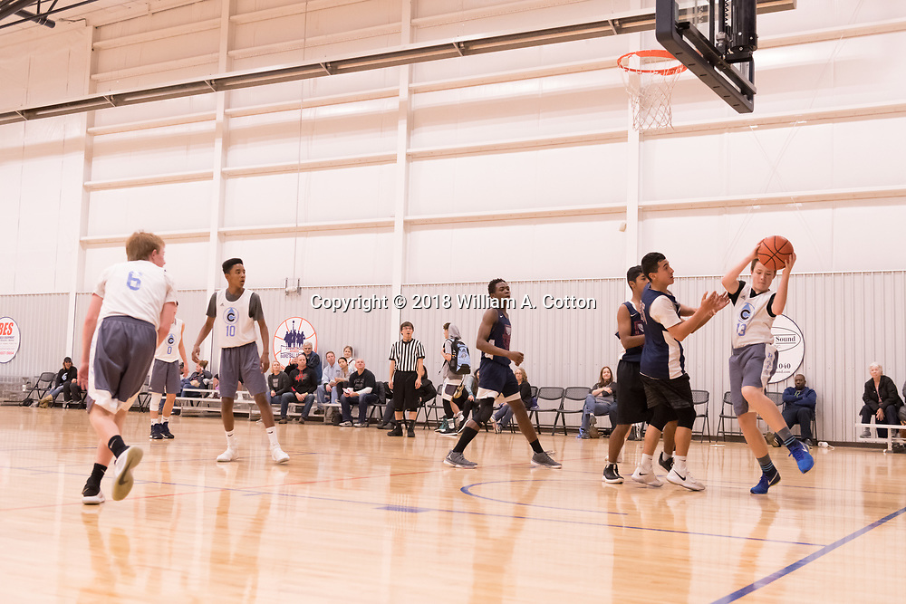 Colorado Rain Junior Varsity Team plays in the NOCO Showcase tournament at Power 2 Play Sports, April 21, 2018.