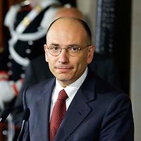 Enrico Letta, nuovo Premier