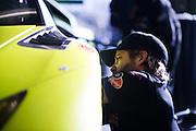 January 27-31, 2016: Daytona 24 hour: #11 O'Gara Motorsport, Lamborghini Huracán GT3