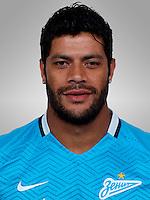 Givanildo Vieira de Sousa, known as Hulk