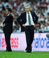 Javier Aguirre Manager<br /> Mexico 2009/10<br /> England V Mexico (3-1) 24/05/09 <br /> International Friendly<br /> Photo Robin Parker Fotosports International