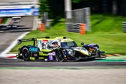 May 13, 2018 - Monza, Italie - 19 M RACING YMR (FRA) NORMA M 30 NISSAN LMP3 NICOLAS FERRER (FRA) DAVID DROUX (CHE) LUCAS LEGERET  (Credit Image: © Panoramic via ZUMA Press)