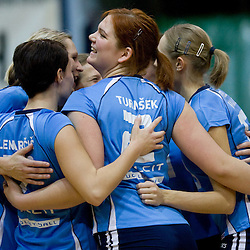 20101023: SLO, Volleyball - Calcit Volleyball vs A. Linz-Steg
