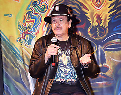 Concord Records Presesnts Listening Event In Anticipation Of The Release Of Africa Speaks by Carlos Santana and Buika. 14 May 2019 Pictured: Carlos Santana. Photo credit: MEGA TheMegaAgency.com +1 888 505 6342