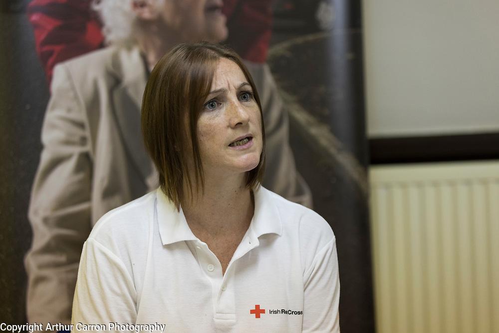 Dearbhla Clarke, Red Cross Volunteers, Drogheda. Picture: Arthur Carron