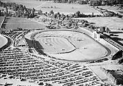 """Ackroyd 00149-1. """"Portland Speedway & Amphitheatre. Aerials. September 16, 1947."""""""