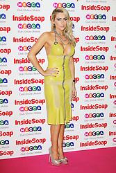 © Licensed to London News Pictures. 21/10/2013, UK. Gemma Merna, Inside Soap Awards, Ministry Of Sound, London UK, 21 October 2013. Photo credit : Richard Goldschmidt/Piqtured/LNP