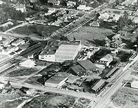1919 Aerial of American Film Co., Santa Barbara, CA