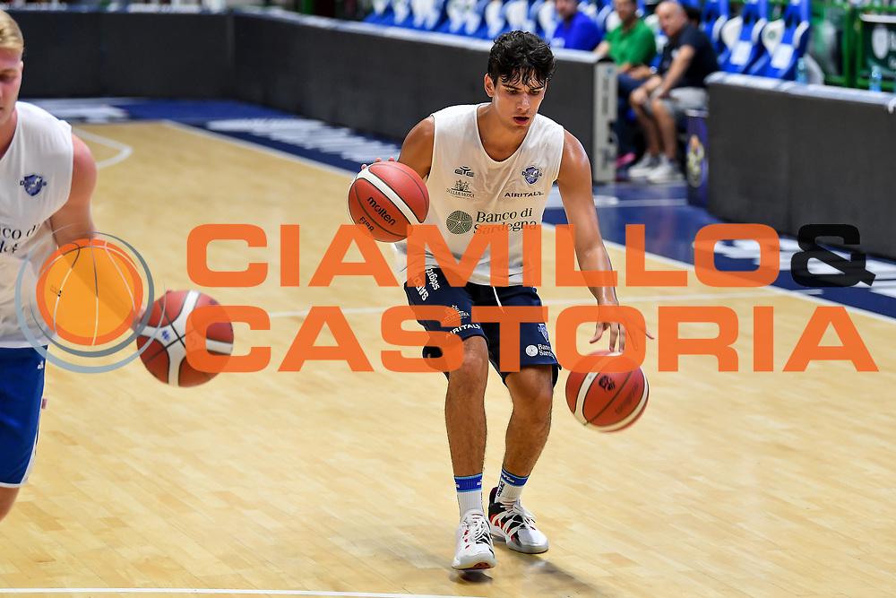 Allenamento Banco di Sardegna Dinamo Sassari<br /> LBA Legabasket Serie A 2021-2022<br /> Sassari, 12/08/2021<br /> Foto L.Canu / Ciamillo-Castoria