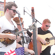 Nu Blue performs Sunday August 17, 2014 during Ribfest Battleship Park in Wilmington, N.C. (Jason A. Frizzelle)