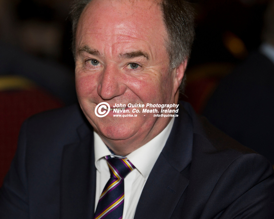 25-01-19. Leinster GAA Annual Convention 2018 at the Knightsbrook Hotel, Trim.<br /> Derek Kent, Wexford incoming Vice Chairman.<br /> Photo: John Quirke / www.quirke.ie<br /> ©John Quirke Photography, Unit 17, Blackcastle Shopping Cte. Navan. Co. Meath. 046-9079044 / 087-2579454.