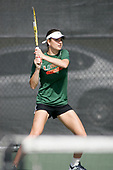 1/27/06 Women's Tennis vs Florida Atlantic