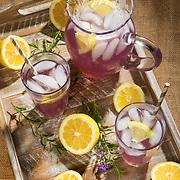Sparkling Lavender Lemonade. Nathan Lambrecht/Journal Communications