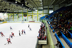 Arena Tabor during Friendly Ice-hockey match between National teams of Slovenia and Austria on April 19, 2013 in Ice Arena Tabor, Maribor, Slovenia. (Photo By Vid Ponikvar / Sportida)
