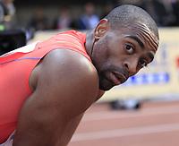 Friidrett<br /> 04.07.2013<br /> IAAF Diamond League<br /> Lausanne Sveits<br /> Foto: imago/Digitalsport<br /> NORWAY ONLY<br /> <br /> Tyson Gay, USA, 100m Männer