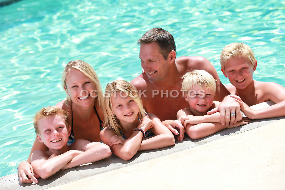 Family on Vacation