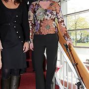 NLD/Amsterdam/20081001 - Lunchconcert musical Piaf Hotel, Esther Roord