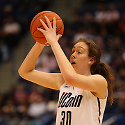 Breanna Stewart, Connecticut, in action during the Connecticut V Syracuse Semi Final match during the Big East Conference, 2013 Women's Basketball Championships at the XL Center, Hartford, Connecticut, USA. 11th March. Photo Tim Clayton
