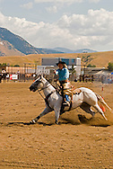 Cowboy Mounted Shooting, Bozeman Montana