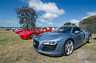 Audi R8 - Custom Cars & Coffee November 2014