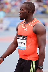 Samsung Diamond League adidas Grand Prix track & field; men's 200 meters, Nickel Ashmeade, JAM,