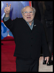 March 21, 2019 - London, London, United Kingdom - Image licensed to i-Images Picture Agency. 21/03/2019. London, United Kingdom. Danny Devito arriving at the Dumbo premiere in London. (Credit Image: © Stephen Lock/i-Images via ZUMA Press)