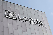 The city centre building for the local authority of Leeds City Council on 2nd September, 2021 in Leeds, United Kingdom.