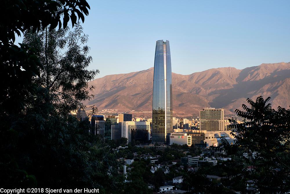 Gran Torre Santiago (Great Santiago Tower), Santiago de Chile
