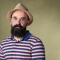 Shaun Usher at Edinburgh International Book Festival 2014<br /> 9th August 2014<br /> <br /> Picture by Russell G Sneddon/Writer Pictures<br /> <br /> WORLD RIGHTS